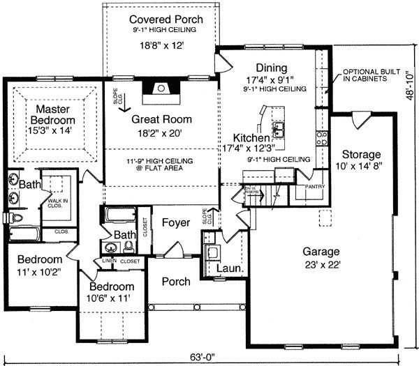 Plan 39210ST: Striking Ranch Home Plan | Ranch house plans ... on plans for mountain homes, plans for duplex homes, plans for rustic homes, plans for colonial homes, plans for cottage homes, plans for single family homes, plans for contemporary homes, plans for split level homes, plans for beach homes, plans for 2 family homes, plans for craftsman homes, plans for luxury homes, plans for log homes, plans for cape cod homes, plans for energy efficient homes,