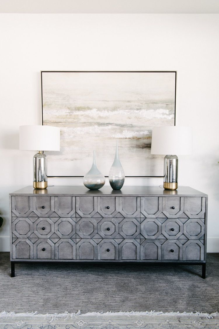 Gorgeous credenza for an entryway, dining room or even a bar in your ...