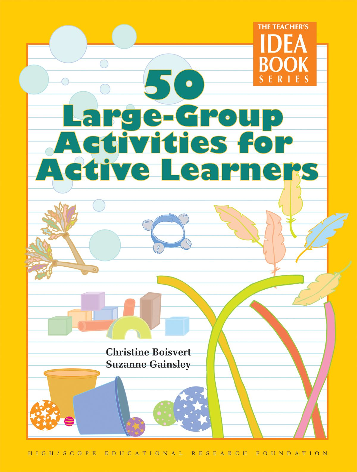 This book presents 50 engaging large-group activities that ...