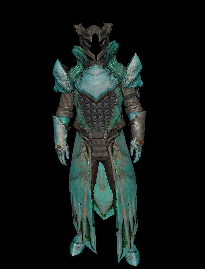 Destiny cool shader