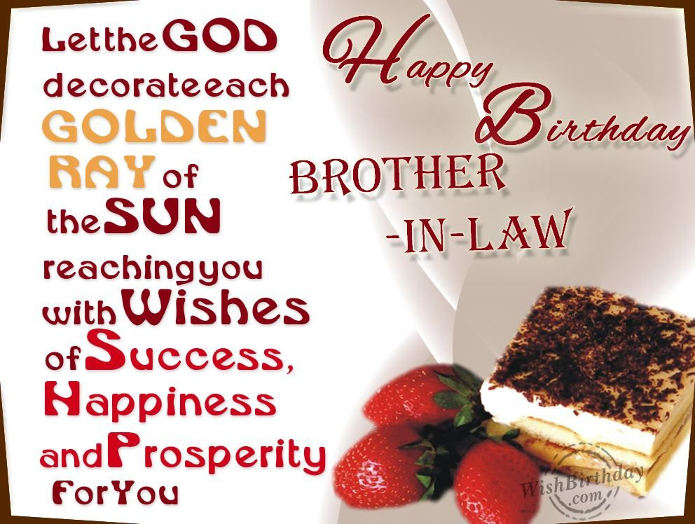 Birthday Wishes For Brother In Law ~ Happy birthday brother in law meme google search pinterest