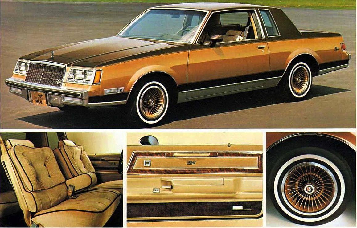 1982 Buick Regal >> 1982 Buick Regal Somerset Ii Buick Buick Regal Buick Cars