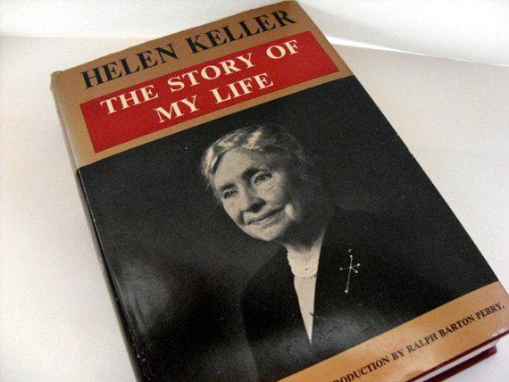 The Story Of My Life Helen Keller Rare 1954 Edition Helen