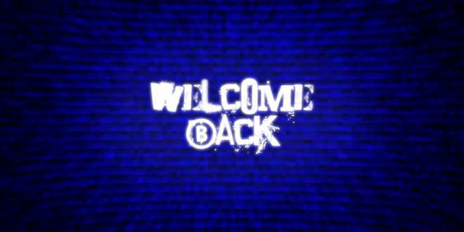 Welcome Back Wallpapers Hd Wallpapers 360 Back Wallpaper