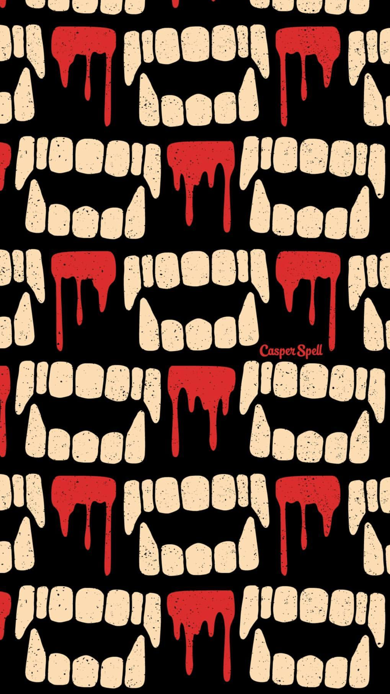 Vampire By Artist Casper Spell Wallpaper Lock Screen Background For Android Cellp Halloween Wallpaper Iphone Halloween Wallpaper Lock Screen Wallpaper Iphone