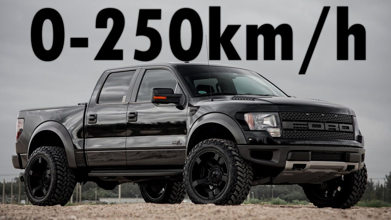 Ford Raptor 6 2l Vs Gmc Sierra 6 2l Acceleration Sound Ford Raptor Suv Trucks Ford F150