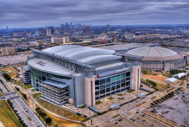Reliant Stadium Astrodome With Images Reliant Stadium Nfl