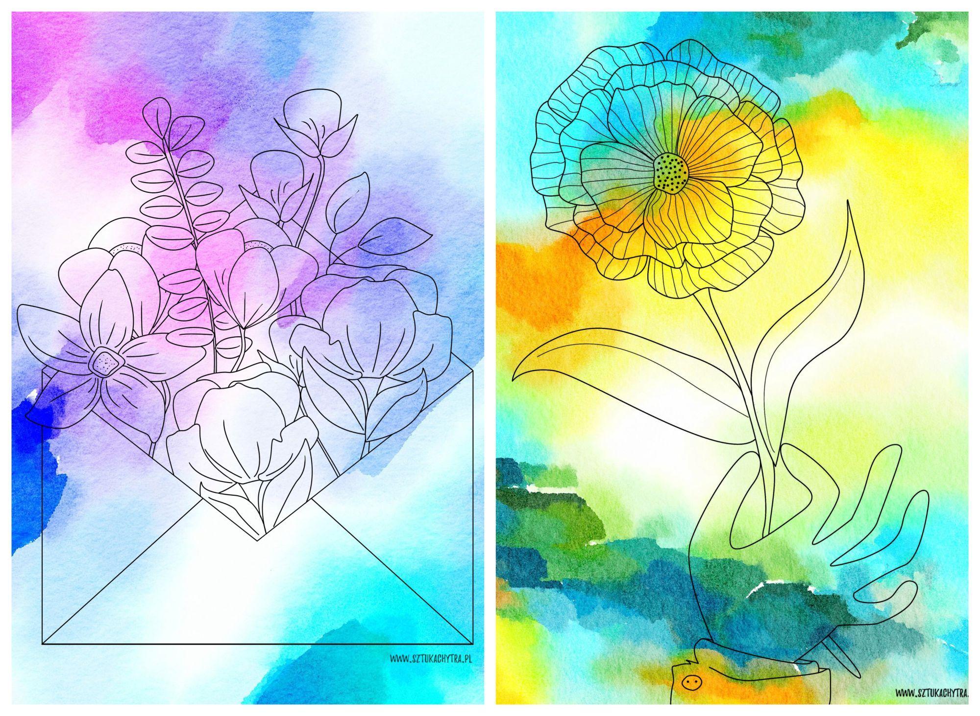 Kolorowanki Dzien Mamy Dzien Taty Chytra Sztuka In 2020 Abstract Artwork Abstract Art