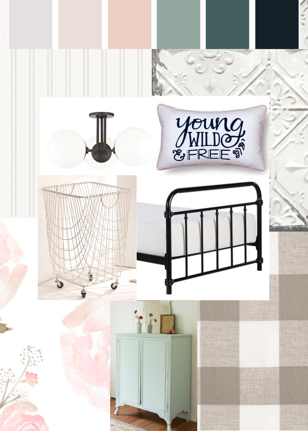 preteen vintage glam bedroom one room challenge guest the rh pinterest com Hollywood Chic Bedroom Hollywood Chic Bedroom