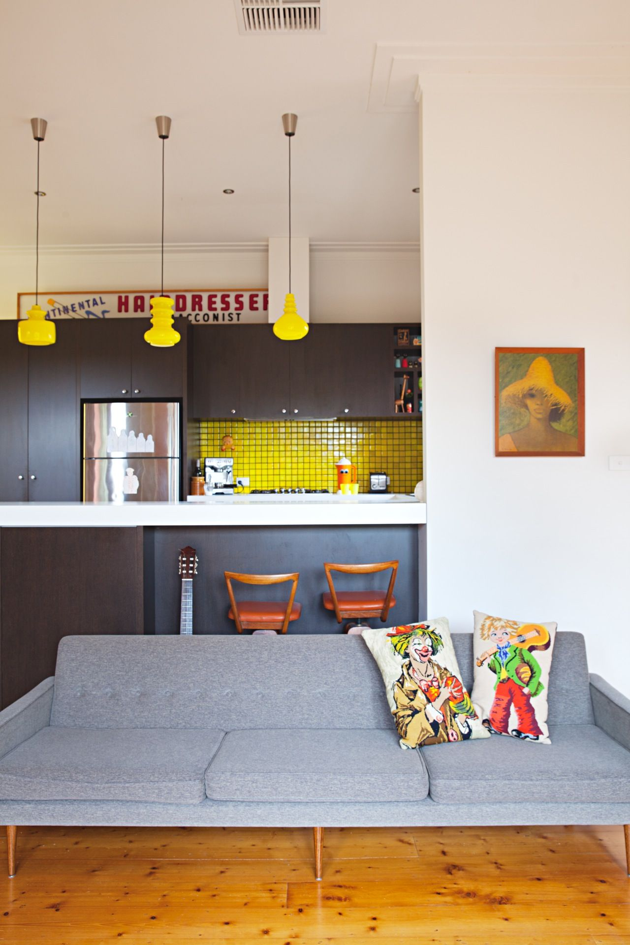 House Tour: A Melbourne Home Filled With Art & Toys