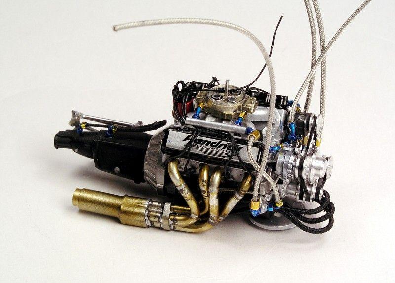 Model Car Engine Details Pinteres