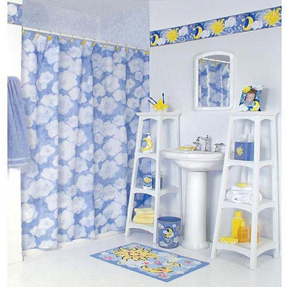 Decoration:Best Kids Child Children Teen Teenage Bathroom Decoration ...