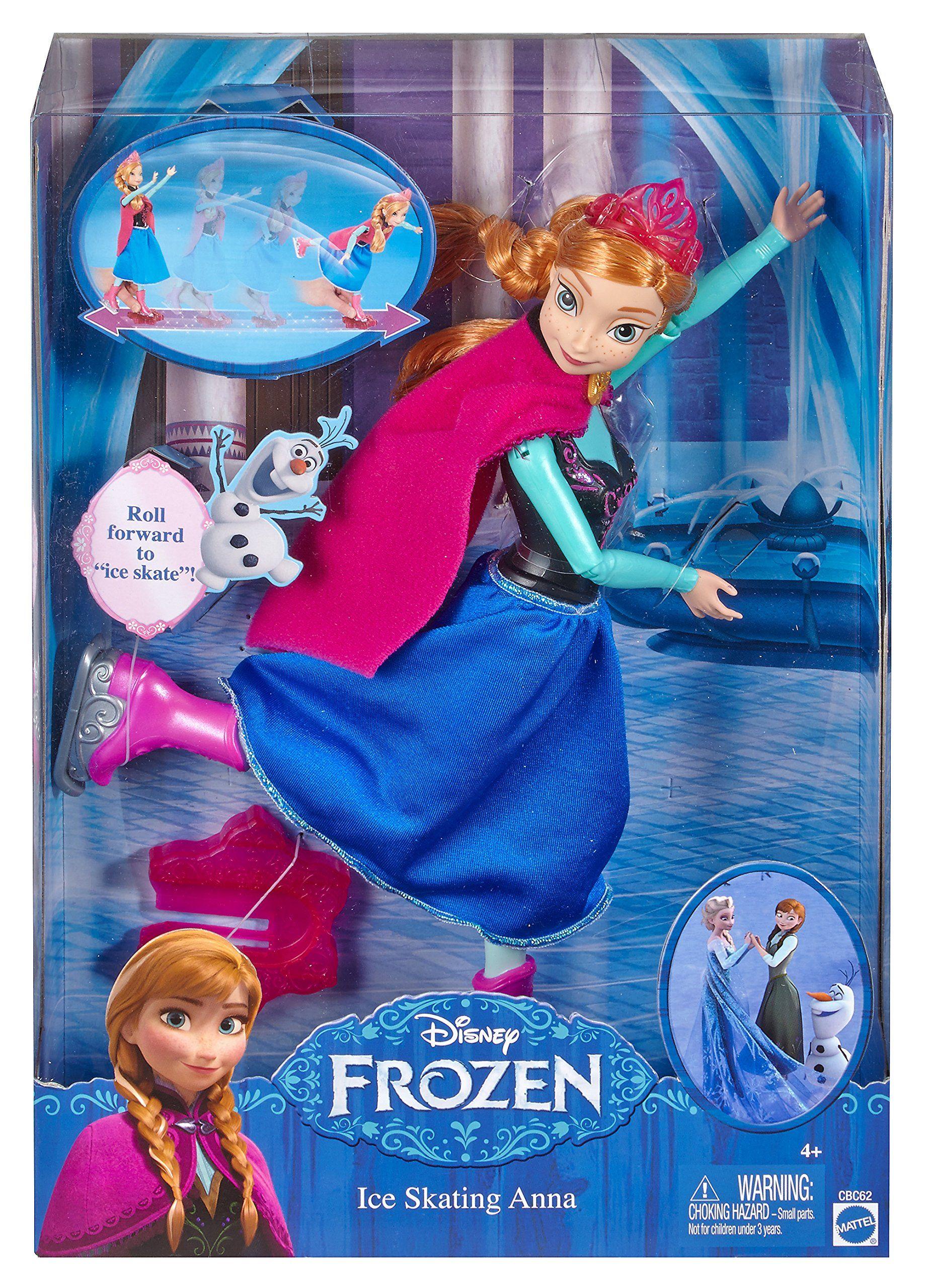 Robot Check Disney frozen, Frozen dolls, Anna doll