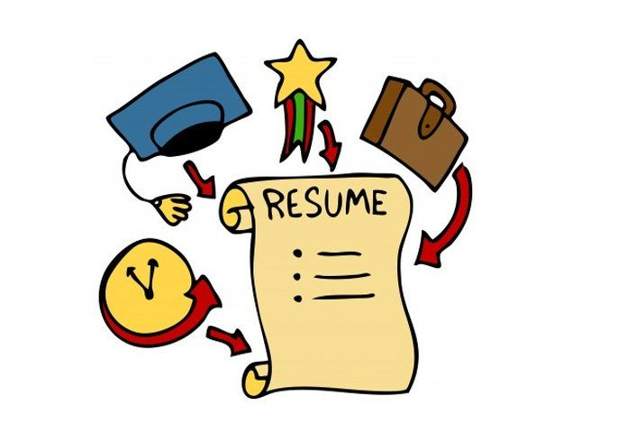 Sell out yourself by creating the perfect #resume -   googl