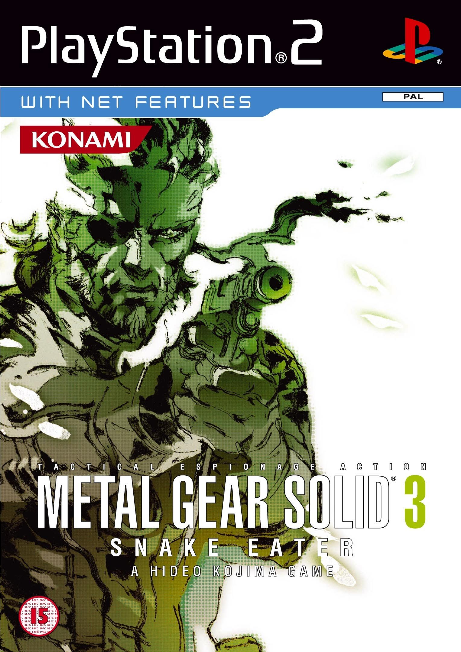 48a99f61c41cc Metal Gear Solid 3  Snake Eater DON T CRY