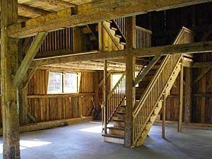 Tobacco Barn Remodel Barn Restoration Into Office Google