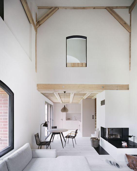 30 Chic Home Design Ideas - European interiors European home