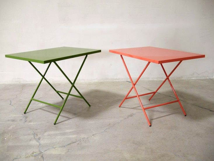 10 Easy Pieces: Folding Dining Tables