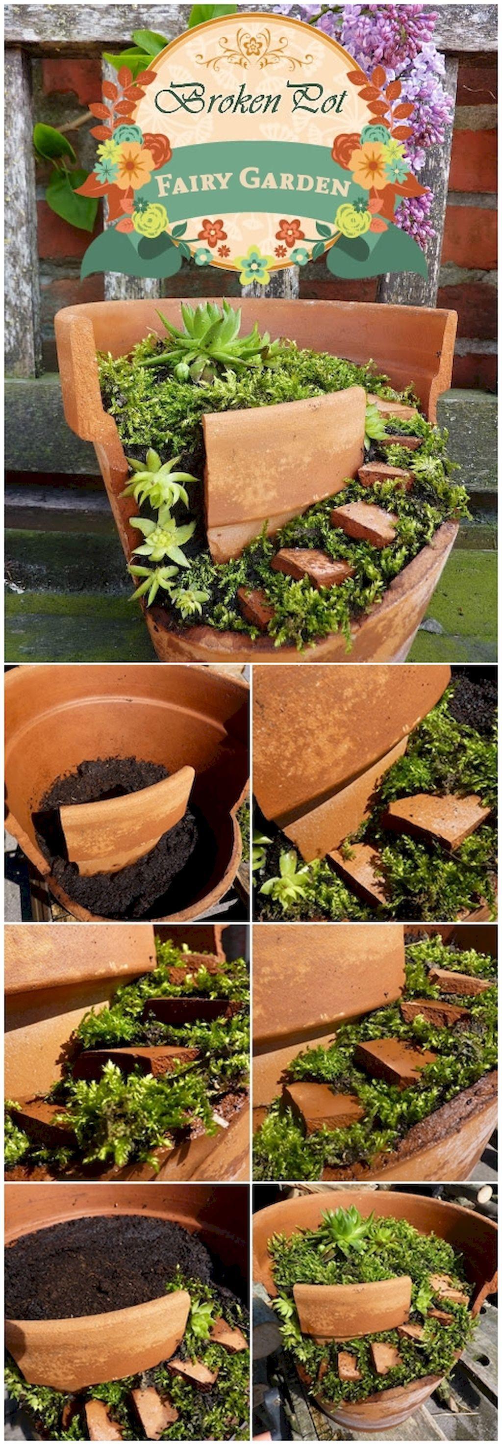 Medium Crop Of Mini Fairy Garden Ideas