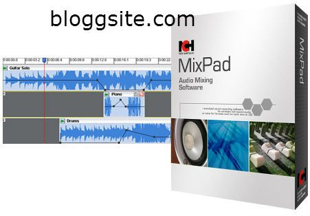 mixpad 4.31 registration code free