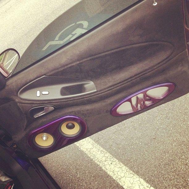 Suede Door Panels. Focal K2's. Shop Demo Car. Are You