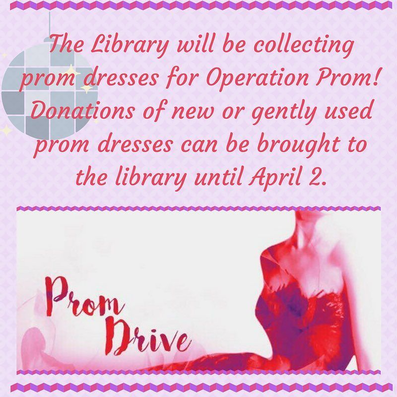 Were collecting prom dresses for @operationprom! Please bring new or ...