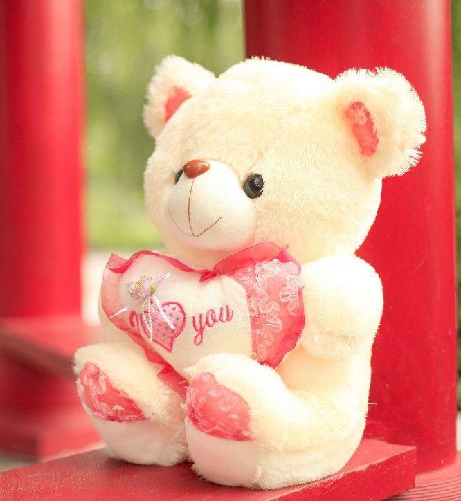 Lovely Teddy Bear I Love You Image With Images Teddy Bear