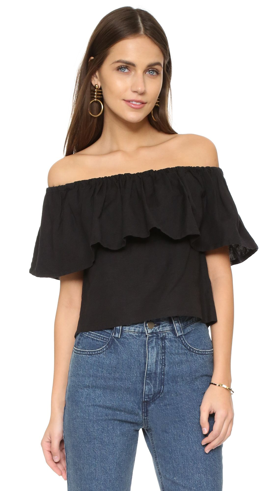 Shoulder Tops