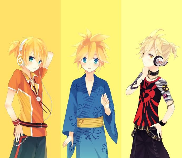 NOT JEALOUS PT  4 (Len Kagamine x Reader) by Bellydandy on