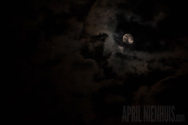 how to photograph the moon more creatively by April Nienhuis