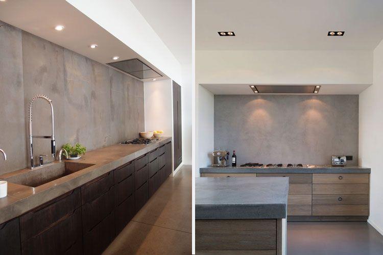 Materiales para el revestimiento de frentes de cocina - Materiales de cocinas ...