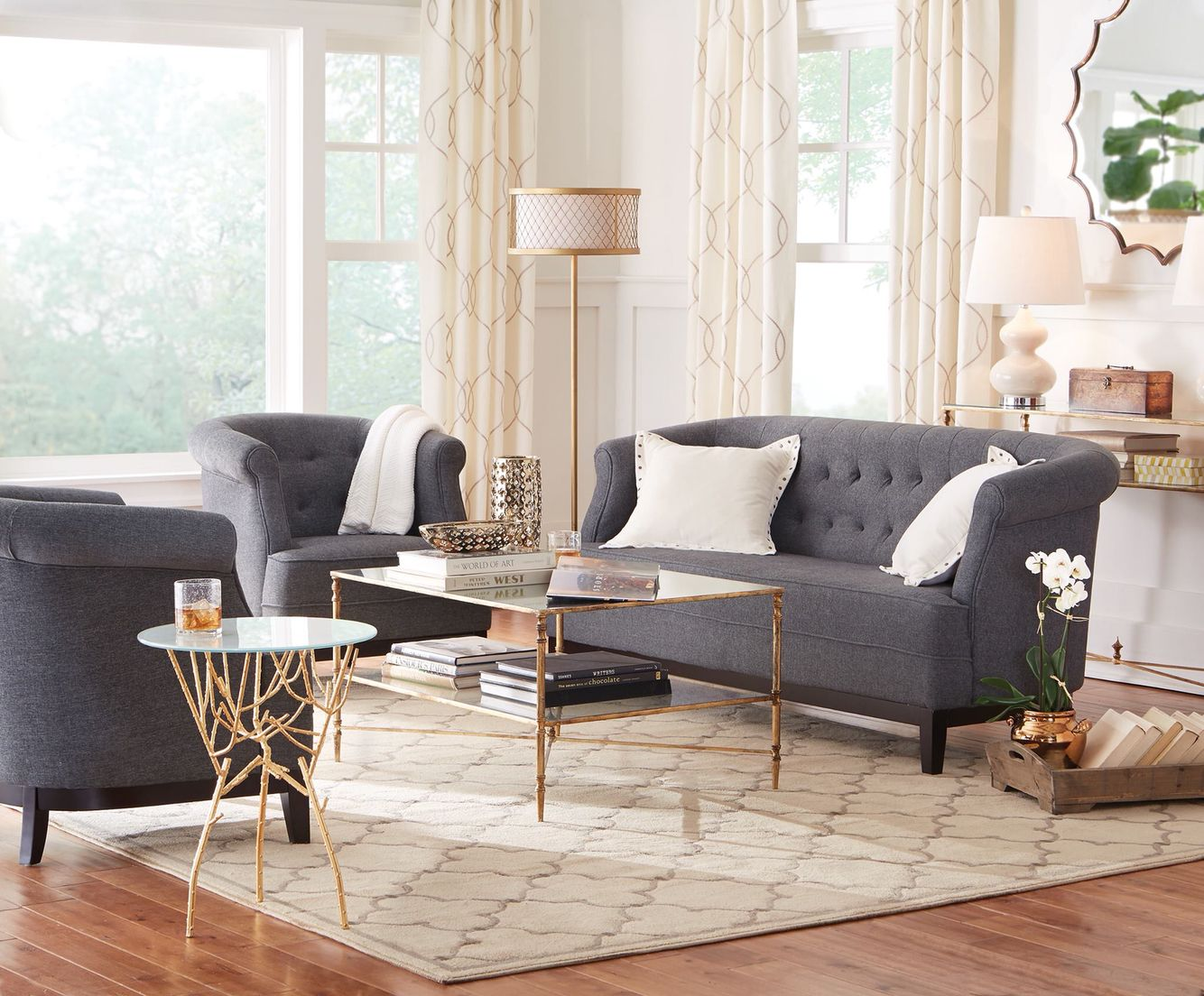 My Favourite Living Room Grey Sofa Beautiful Matching Rug And