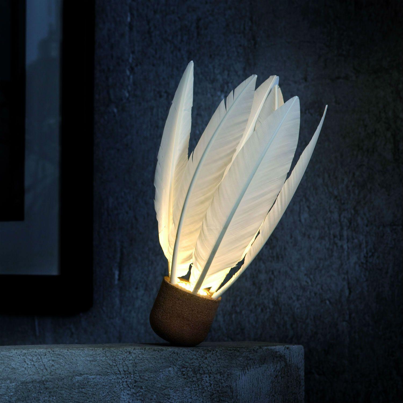lampe poser led h26cm lampe volant atelier lights and house. Black Bedroom Furniture Sets. Home Design Ideas