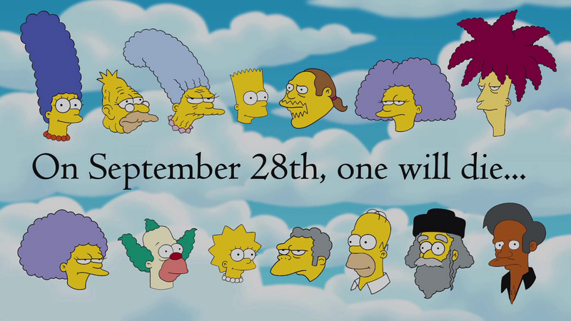 Oh Boy This Is Not Good I Really Hope It Isn T Any Member Of The Simpson Family Minus Grandpa That Will Be K The Simpsons Movie The Simpsons Simpsons Toys