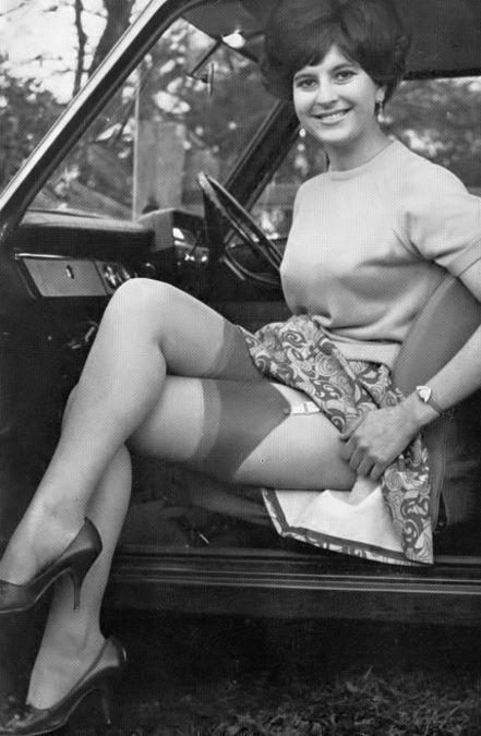 Anne Duke 14 Vintage Stockings Stockings Lingerie Sexy Stockings Vintage Girdle