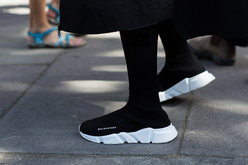 Image result for balenciaga speed trainer