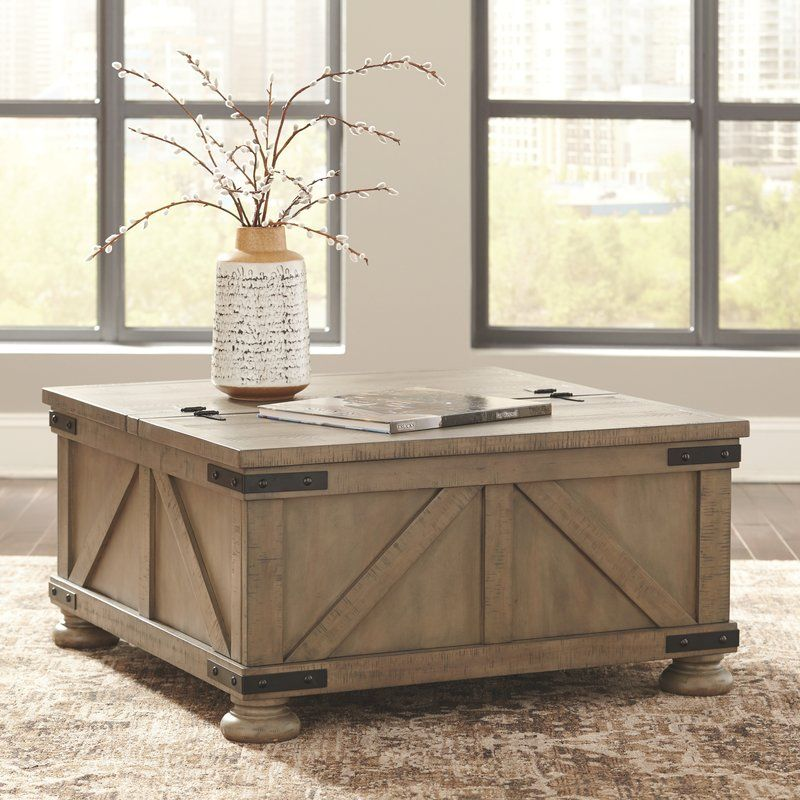 Bromborough Coffee Table With Storage Coffee Table Wood Coffee