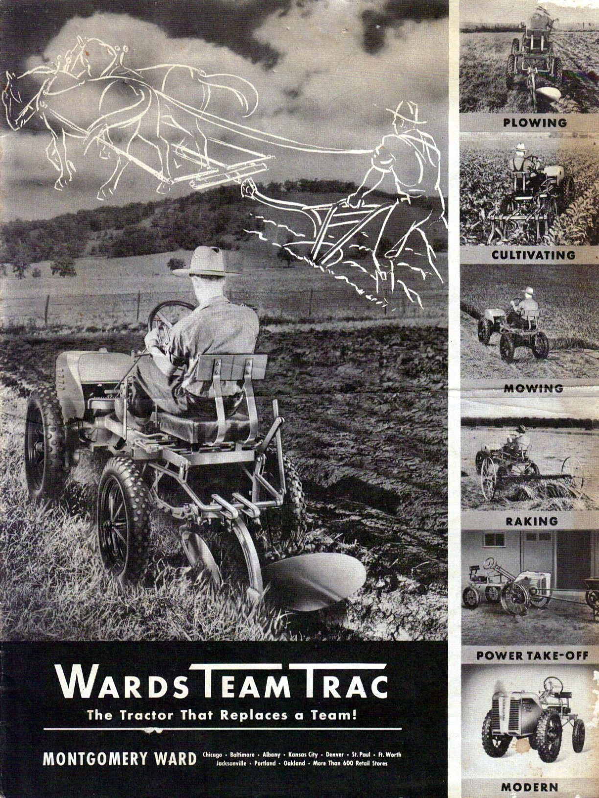 Pin On Farm Tractor Literature