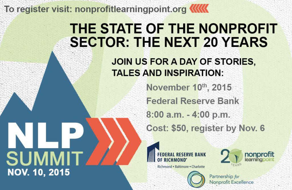 2015 Nonprofit Summit -