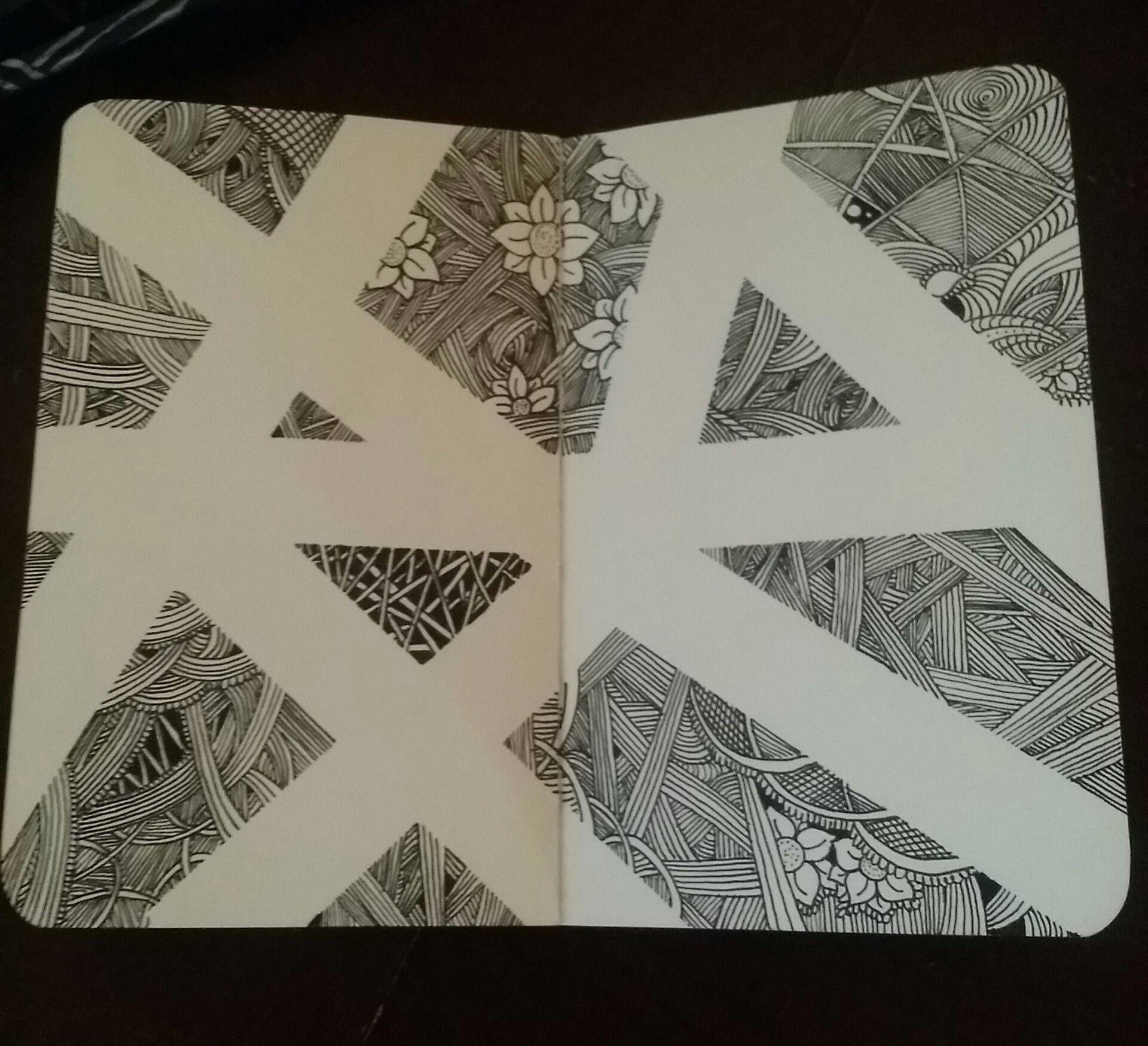 002 Fun Sketchbook Doodle Sketchbook Lessons Gcse art