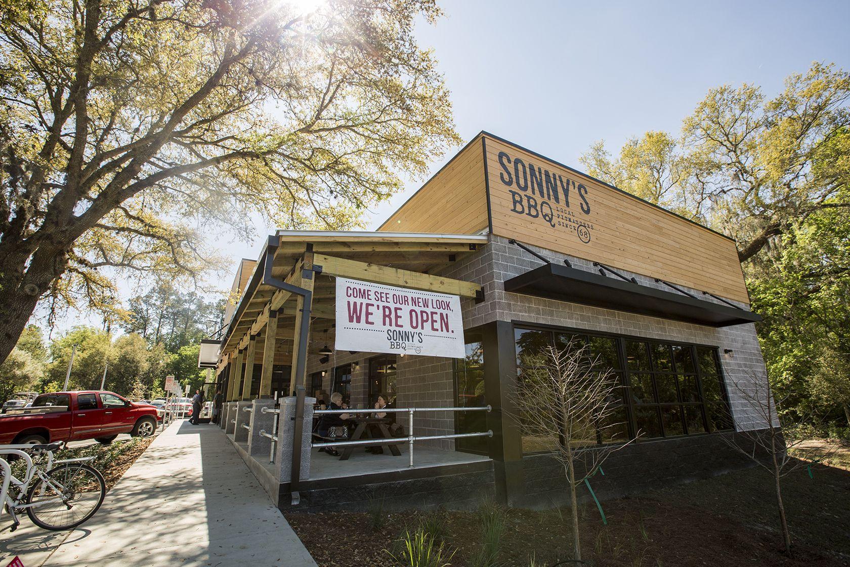 Sonny S Bbq Sonnys Bbq Bbq Barbecue Restaurant