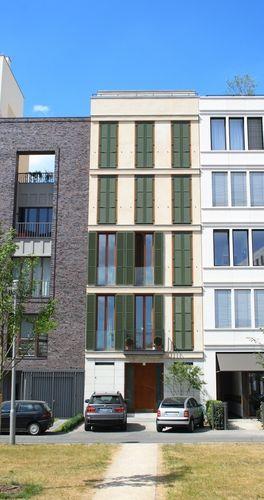 Townhouse Berlin berlin townhouse caroline humboldt weg 4 contemporary