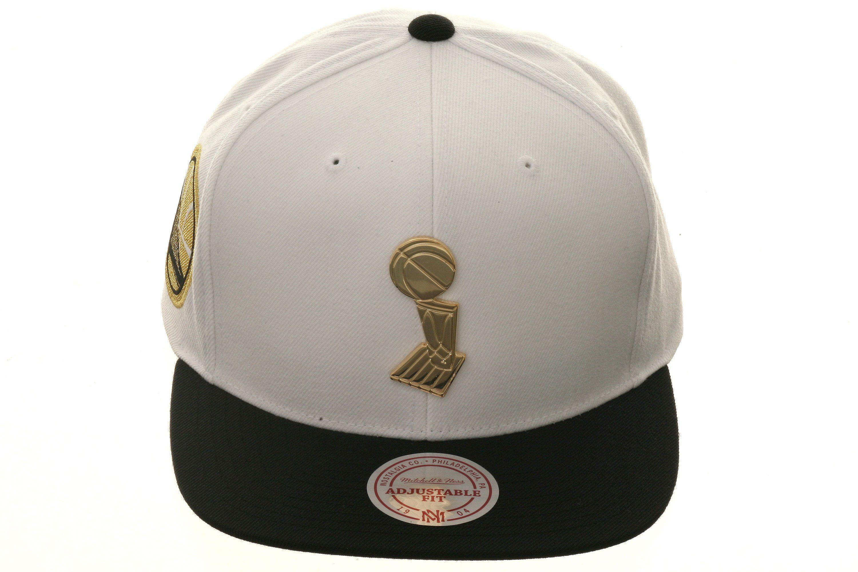 Hat club x warriors x larry hats new era 59fifty