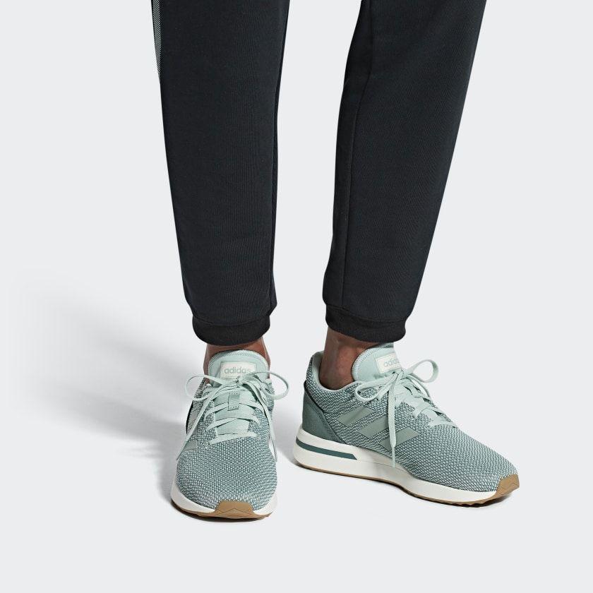 Run 70s Shoes Ash Green / Ash Green