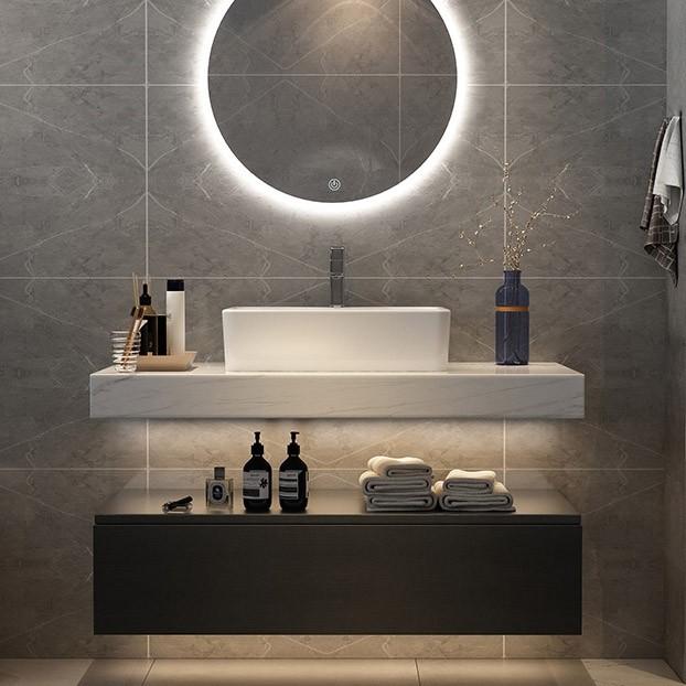 31++ Floating bathroom cabinet wall mounted model