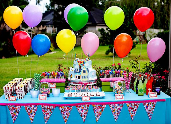 Birthday Party Themes For A Two Year Old Girls