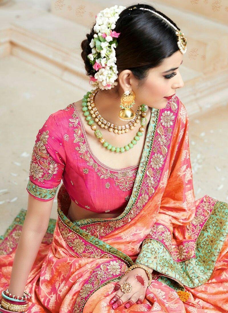 bridal makeup photos, indian bridal makeup & hairstyle images