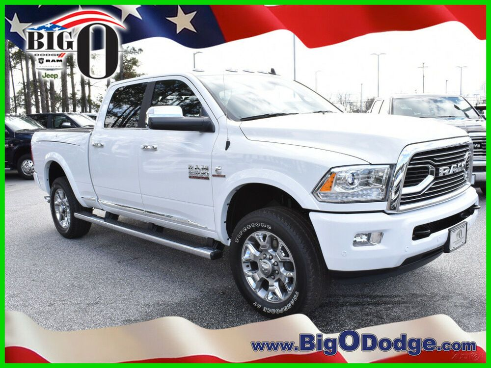 2018 Ram 2500 Laramie Limited New trucks, Laramie, Limo