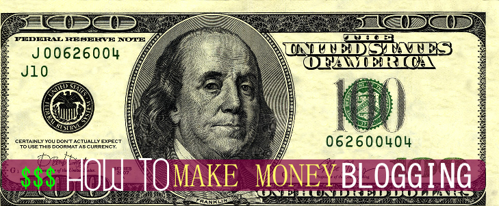 Great tips on How to Make Money Blogging