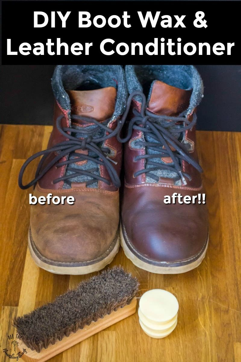 wholesale exclusive deals unique design DIY Boot Wax & Leather Conditioner (works for ALL leather: shoes ...